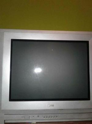 Televisor Lg Flatron 21