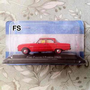 Autos Inolvidables Argentinos Ford Falcon  Ixo Fs