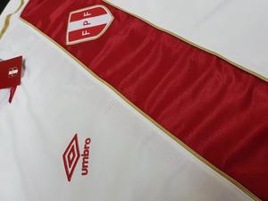 Camisetas Originales Rusia  - Umbro Selección Peruana
