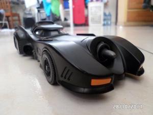Coleccion De Autos A Escala De Batman 1/24 Remato