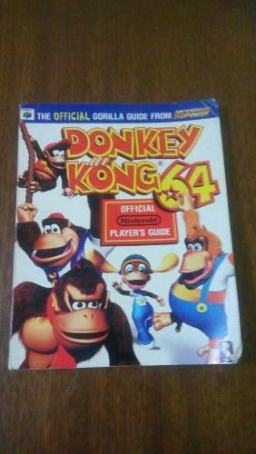 Guia Oficial Donkey Kong 64
