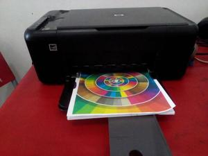 Impresora Multifuncional con sistema de tinta contínua