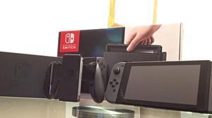Nintendo Switch Semi Nuevo