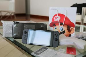 Nintendo Switch nuevo accesorios originales