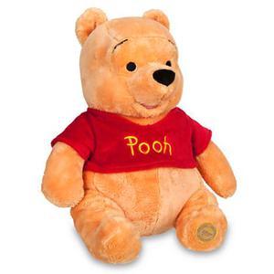 Peluche Oso Pooh Disney Store Nuevo Importado de Estados