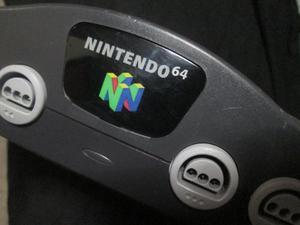 Vendo Consola Nintendo 64 Solo Consola Operativa