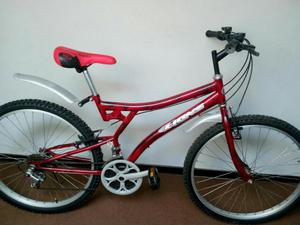 Bicicleta Montañera Excelente Estado A26