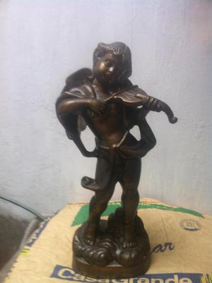 Estatua De Ceramira Estilo Peltre