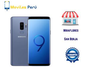 SAMSUNG GALAXY S9// S9 PLUS, NUEVO, ORIGINAL, SELLADO,