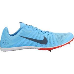 zapatillas de atletismo con clavos nike zoom d distancia