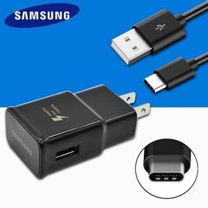 Cargador Samsung S8 S8 Plus Original Carga Rápida Cable