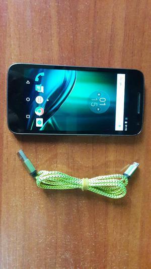 Moto G4 Play 16gb Dual Sim Todo Ok