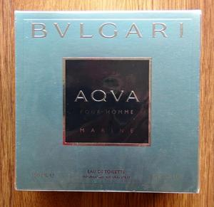 Perfume Aqva Pour Homme Marine Bvlgari para Hombres 150 ml.