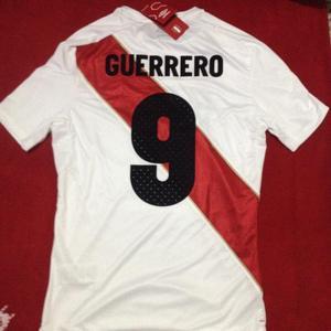 Camiseta Selección Peruana  Talla L