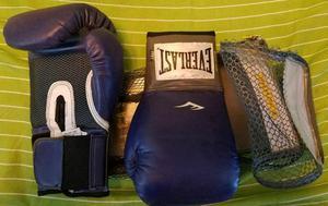 Guantes de boxeo Everlast Woman PRO Style Ta:14