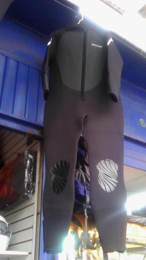 trajes de buceo de neopren de 5 mm con capucha