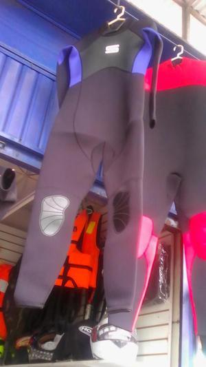 trajes de neopren para deportes acuaticos de 3 mm
