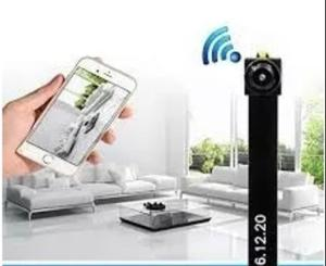 Camara Inalambrica Ip Wifi P2p Oculta Espia Seguridad Hd