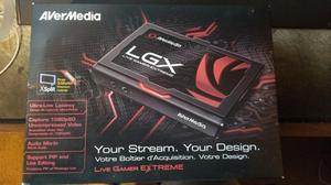 Capturadora De Video Avermedia Gc550 Lgx Fhd Usb 3.0