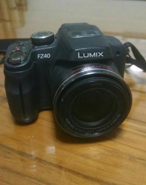 Cámara Fotográica Lumix Panasonic