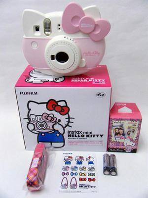 Hello Kitty Instax Mini Rosa Nuevo
