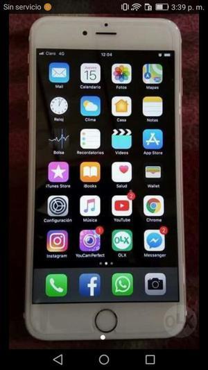 Remato iPhone 6 Plus 128gb