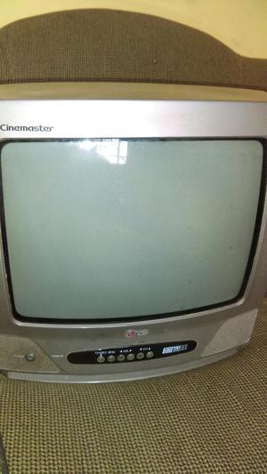 Vendo Televisor Lg de 14