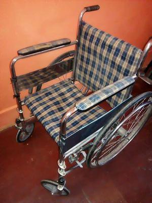 vendo silla rueda cada una a 100 soles interesado