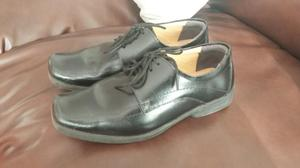 zapatos de vestir para niño talla 35