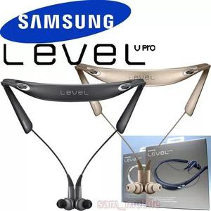 Audífonos Samsung Level U Pro Bluetooth Originales Dorado!