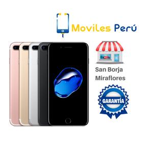 IPHONE 7 32gb//IPHONE 7 PLUS 32gb, NUEVO, ORIGINAL, SELLADO,