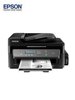 Multifuncional De Tinta Continua Epson Workforce M205, Impri