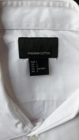 Remato Camisa Nueva de Hombre Marca Hym