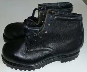 Zapato De Seguridad Talla 38 Punta De Acero
