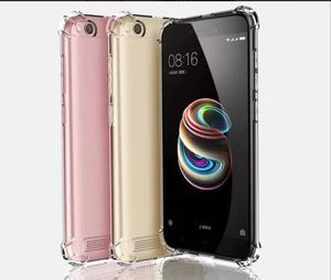 Case Transparente Xiaomi Redmi 5 Plus
