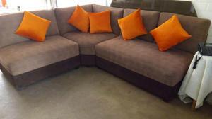 Juego de muebles para sala tipo modulares Sale!
