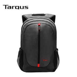 MOCHILA TARGUS CITY ESSENTIAL 15.6 BLACK/RED PN TSB818