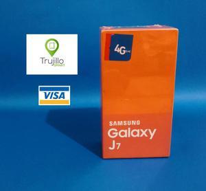 Samsung Galaxy J7 Caja Sellada
