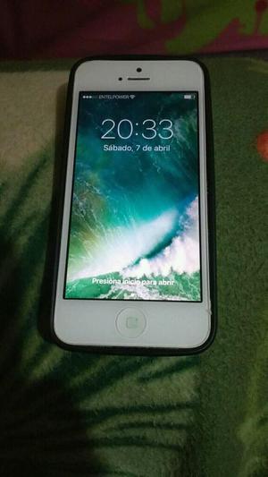 Vendo iPhone 5 Imei Original Interna 32