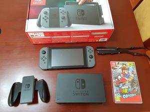 Nintendo Switch con 1 juego