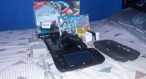 Nintendo Wii U 2 Mandos Pro 3 Juegos