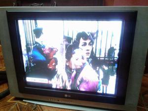 TV LG Flatron, Pantalla Plana, 29 Pulgadas, Modelo 29FX4R