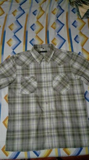 Camisa Talla M Marca Gasolina