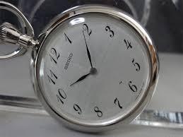 Reloj Seiko de bolsillo...original traído de Japón...a