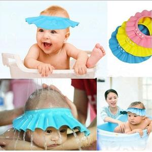 Sombrero De Ducha Para Bebes Y Niños Colores