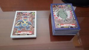 Cartas Pokemon 3reyes Vol4