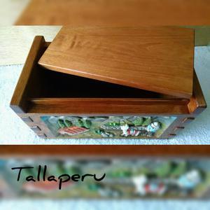 Vendo caja de madera para guardar licores2 posot class for Vendo bar de madera
