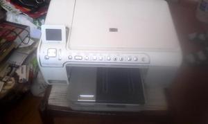 Impresora hp photosmart c impresorascanercopiadora