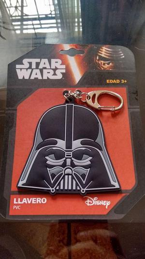 Llavero de Hello Kitty y de Star Wars: Darth Vader