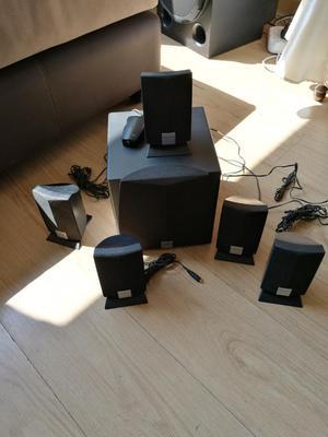 Sistema 5.1 Sound Blaster
